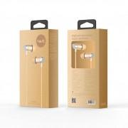 Havit Auriculares de Aluminio con micro HV-E65P Oro