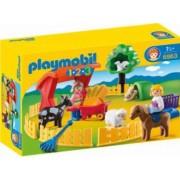 Set figurine - Playmobil Animale la gradina zoologica