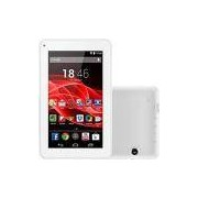 Tablet Multilaser M7S 8GB Wi-Fi Tela 7 Android 4.4 Quad Core - Branco