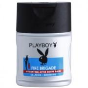 Playboy Fire Brigade bálsamo after shave para hombre 100 ml