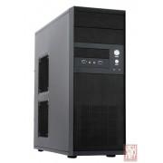 "CHIEFTEC CQ-01B-U3, Mesh Series, w/o PSU, 2xUSB3.0+Audio, ATX, 2x5.25"", 1+3x3.5"", Black (bez napajanja)"