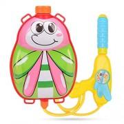 No logo Mochila portátil de Juguete for niños Pistola de Agua, luz y Resistente a la presión, al Aire Libre Juguetes de Playa for niños y niñas, Regalos de los niños Perfecto ( Color : 1 )
