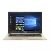 "Лаптоп Asus VivoBook PRO15 N580GD-E4154 (90NB0HX1-M07840)(сив), шестядрен Coffee Lake Intel Core i7-8750H 2.2/4.1 GHz, 15.6"" (39.62 cm) Full HD Anti-Glare Display & GF GTX1050 4GB, (HDMI), 8GB DDR4, 256GB SSD, 1x USB 3.1 Type C, Linux"