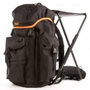 Stolryggsäck, Retki Black Seatpack