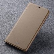 X-LEVEL PU Leather Wallet Phone Case Cover for Apple iPhone 11 6.1 inch - Khaki