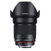 Samyang Obiettivo 24mm F/1,4 ED AS IF UMC per Sony E, Nero