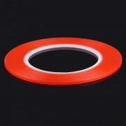 Wigento 2mm starka dubbelsidig montering tejp för mobiltelefoner reparera display etc. 25m