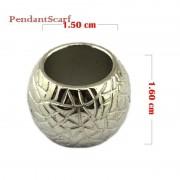 Extra ringar till smyckesjal 2-pack