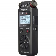 Tascam DR-05X stereo handheld recorder en USB interface