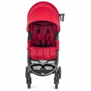 Carriola Bebe Baby Jogger City Mini Zip Reclinable Compacta Roja