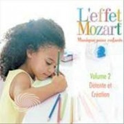 Video Delta V/A - L'Effet Mozart Musique Pour Enfants - CD