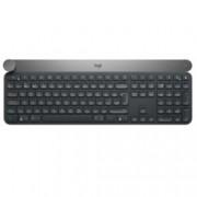 Клавиатура Logitech Craft Advanced, безжична, до 10 м обхват, черна, USB