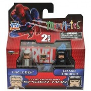 Marvel Minimates Amazing SpiderMan Movie Series 46 Uncle Ben Lizard Trooper