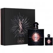 YSL Black Opium Комплект (EDP 50ml + EDP 7.5ml) за Жени