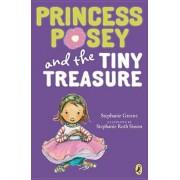 Princess Posey and the Tiny Treasure, Paperback