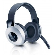 Genius HS-05A fekete mikrofonos Fejhallgató/Headset (1 év garancia)