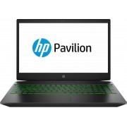Laptop HP Gaming Pavilion 15-CX0002NQ FHD Intel Core i7-8750H 8GB RAM 256GB SSD GeForce GTX 1050 Ti 4GB Black