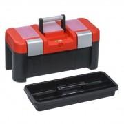 B2B Partner Plastový kufr na nářadí mcplus alu 21