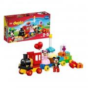 10597 Lego Duplo Mickey & Minnie Verjaardagsoptocht