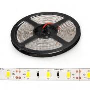 Striscia Bianco Naturale LED SMD5630 da Interno 5MT Altissima Luminosità 50W