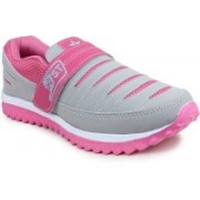 9L-London Casuals For Women(Grey, Pink)