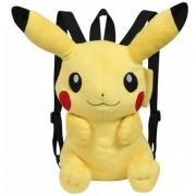 geschenkidee.ch Pokemon Plüsch-Rucksack Pikachu 27 cm