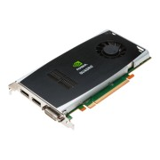 Placa video nVidia Quadro FX1800 768MB GDDR3 - second hand