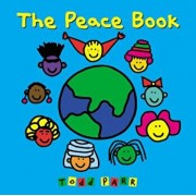 The Peace Book, Hardcover/Todd Parr