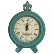 Ceas de masa Vintage - Turcoaz inchis