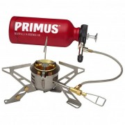 Primus - Omnifuel II - Réchaud multicombustibles taille incl. Fuel bottle and pouch