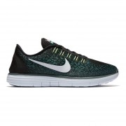 Zapatos Running Hombre Nike Free Rn Distance-Negro