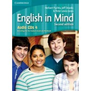 English in mind class audio-cd's (4x)