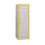 Žáruvzdorná skříň s odolností 30 minut - jednokřídlé dveře