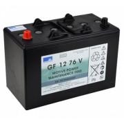 Sonnenschein GF 12 76V baterie GEL tractiune pentru masini de spalat pardoseli, carucioare electrice 12V 76Ah C5 - 12V 86Ah C20