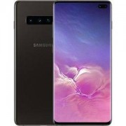 "Samsung Smartphone Samsung Galaxy S10 Plus Sm G975f 1 Tb Dual Sim 6.4"" 4g Lte Wifi 12 + 16 + 12 Mp Octa Core Refurbished Ceramic Black"