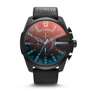 Часовник DIESEL - Mega Chief DZ4323 Black/Black