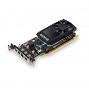 VGA PNY nVIDIA QUADRO P620 2GB GDDR5 PCIe 3.0 16x 4miniDP1.4/4DVI