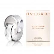 Bulgari omnia crystalline eau de toilette spray donna 65 ml
