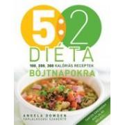 5:2 diéta böjtnapokra - 100, 200, 300 kalóriás receptek