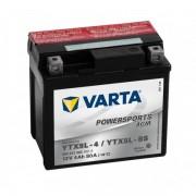 Varta Powersports AGM YTX5L-4 / YTX5L-BS 12V akkumulátor - 504012