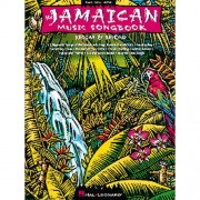 Hal Leonard - The Jamaican Music Songbook - Reggae And Beyond