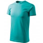 ADLER Basic Unisex triko 12919 emerald L
