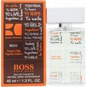 Boss Hugo Boss Boss Orange Man Charity Edition Eau de Toilette 40ml Spray