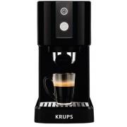 Espressor KRUPS XP341010, 1L, 1460W, 15 bari (Negru)