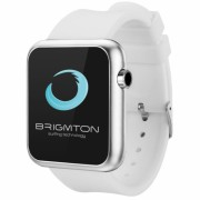 SMARTWATCH BRIGMTON BWATCH-BT3 B BLANCO BLUETOOTH