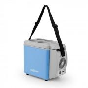 Roadtrip Mala Frigorífica Térmica 6L Adaptador 12V para Carros Azul