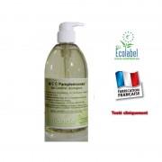Cellande MCC savon mains et gel douche Pamplemousse Ecolabel