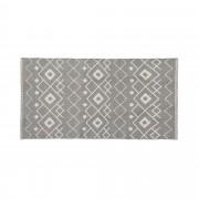 Kave Home Tapete Addison 70 x 150 cm , en Plástico - Cinzento