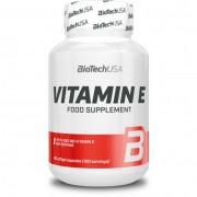 BioTechUSA Vitamin E 100 lágyzselatin kapszula
