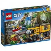 Конструктор ЛЕГО СИТИ – Мобилна лаборатория, LEGO City, 60160